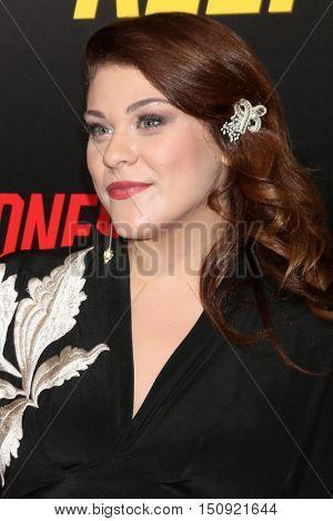 LOS ANGELES - OCT 8:  Maya Rose Berko at the