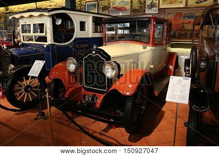 1924 Buick Four Coupe
