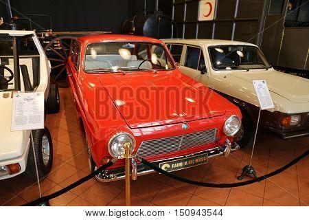 1966 Anadol Car