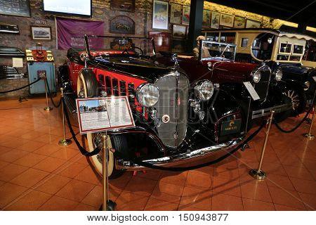 1933 Buick 66C Convertible