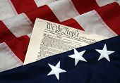 stock photo of betsy ross  - Portrayal of American Beginnings  - JPG