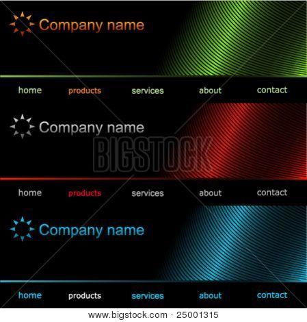 Interfaz de usuario de Vector