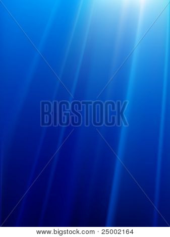 underwater vector lights
