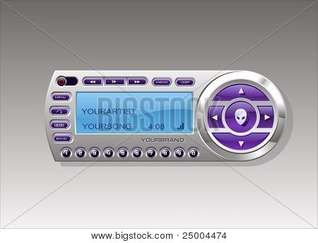 Satellite Radio Receiver