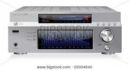 Hi-Fi Receiver or Amplifier