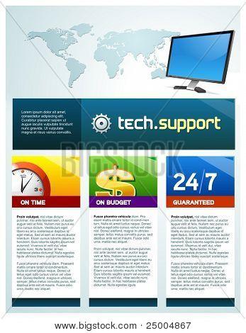 Techsupport brochure