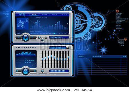 MP3 Media player