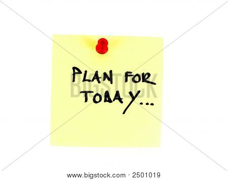 Plan And Planning