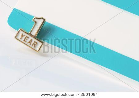 Anniversary Pin