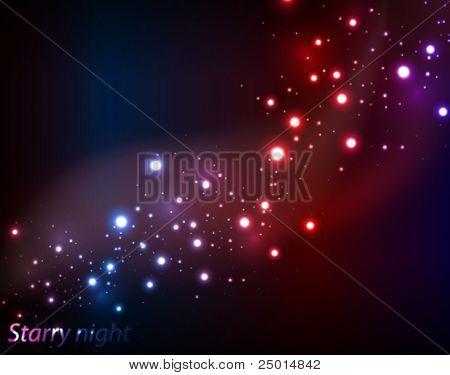 estrelas de vetor