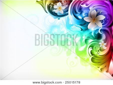 "vector illustration - diseño colorido ""la esquina"""