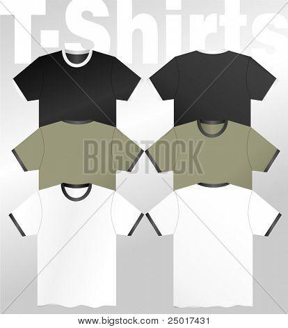 t-Shirts - vector