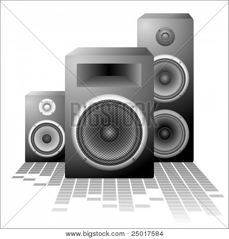 Vector Speakers.