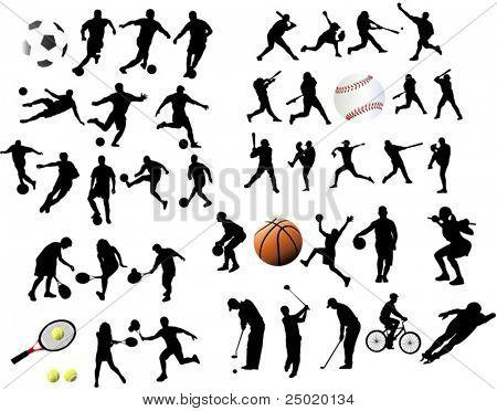 Sport-Elemente