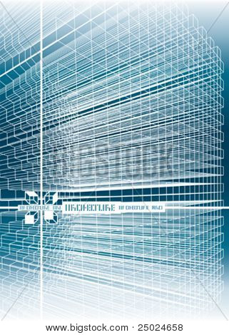 Structure lines background, vector illustration layers file.