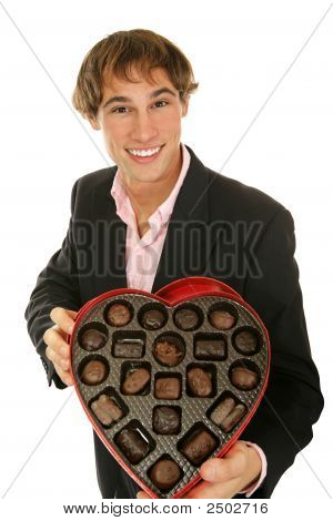 Handsome Valentine Date