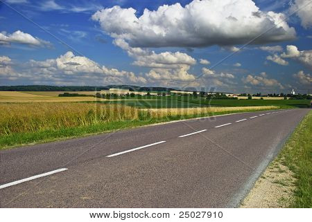 Countryside Roads