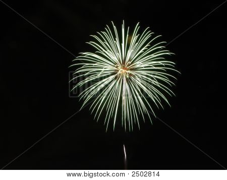 White Hot Fireworks