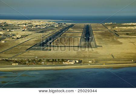 Bahrain Airport Runway 30R/L