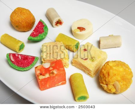 Indian Sweets Horizontal