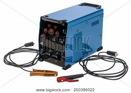 Welding Machine With Stick Electrode
