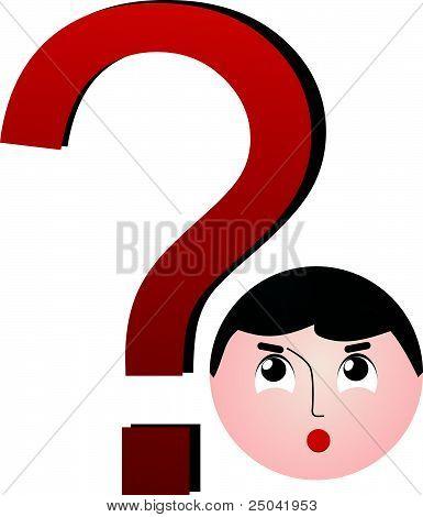 Pregunta la marca con la imagen del rostro del muchacho