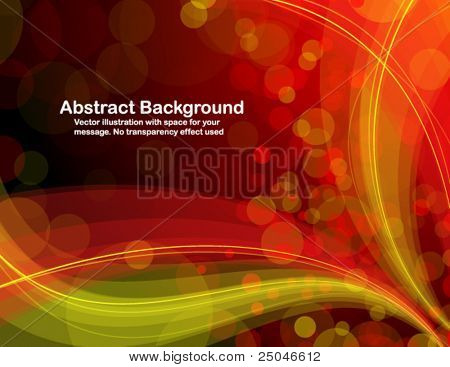 Colorful shiny background in bright colors. Vector illustration.