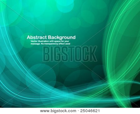 Abstract background with space for your message. RGB colors.