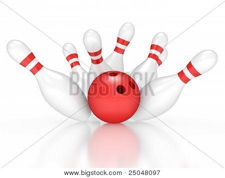 Bowling Exact Hit