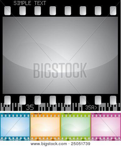 color photo frame