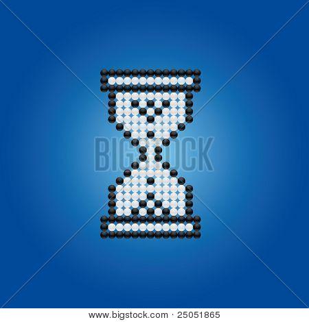hourglass cursor