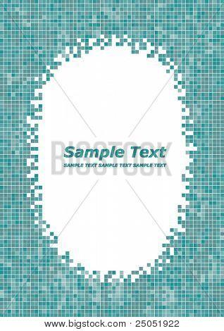 digital mosaic frame