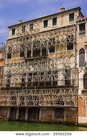 The Eldest Building In Venice