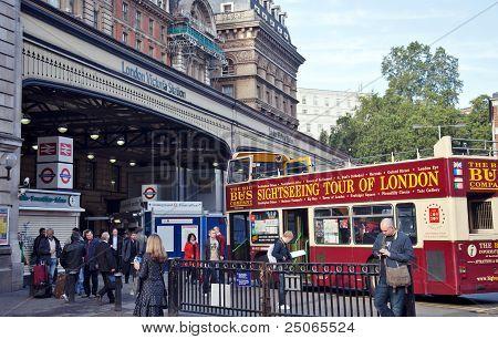 Victoria Station & Tourism