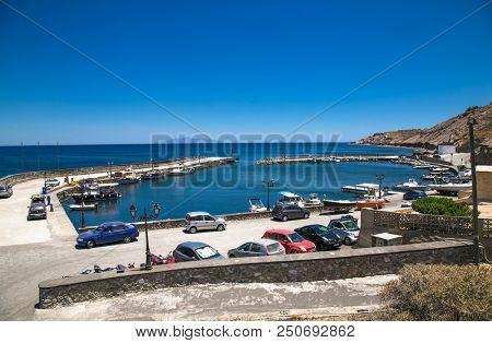 Santorini Greece June 12 2016