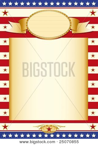 American Stars Poster