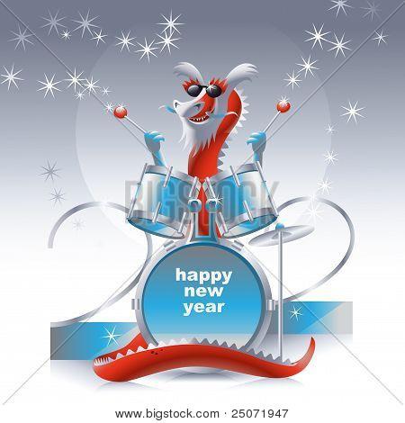 Dragon Drummer 2012