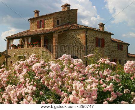 Casa rural en Toscana