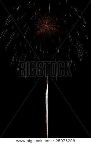 Fireworks Rocket
