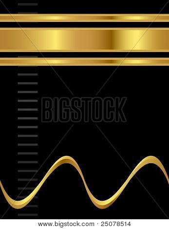 Professional And Elegant Style Vector Background