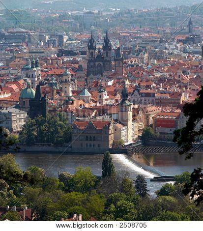 Centro histórico de Praga