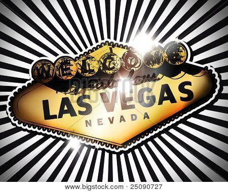 Welcome to Fabulous Las Vegas goud