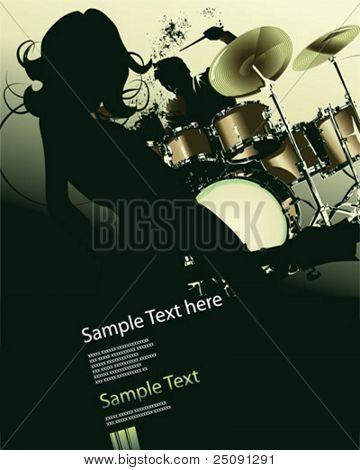 Rock Festival Plakat