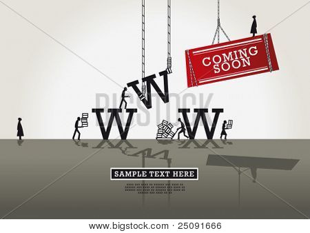 www comingsoon red banner
