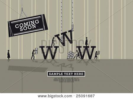 www coming soon