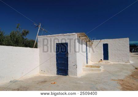 Tunisian Outbuilding