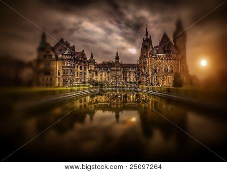 Geheimnisvolle Schloss