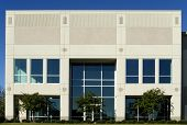 picture of commercial building  - The Front Facade of New Commercial Office Building for Lease - JPG