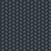 Carbon background (editable seamless pattern)