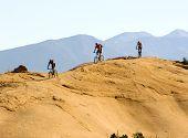 Mountain Biking In The Mountains